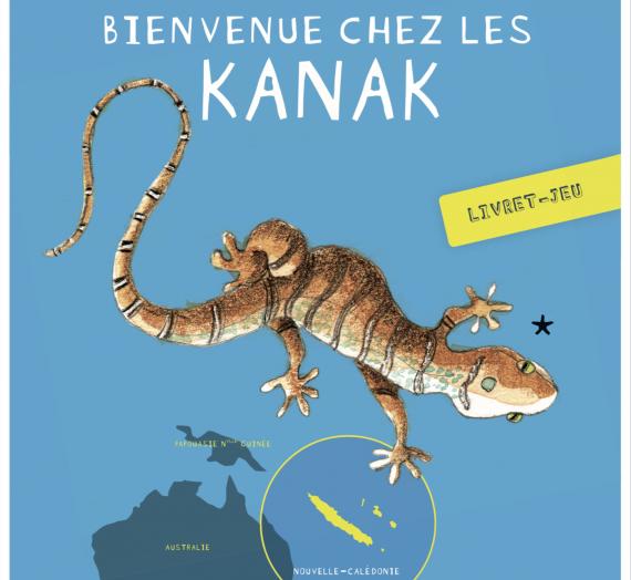 Illustrations Livret musée du Quai Branly : Kanak