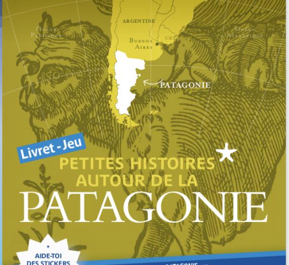 Illustrations Livret jeu le musée du Quai Branly  : Patagonie