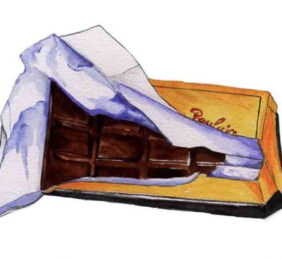 28ème liste : Des tablettes de chocolat
