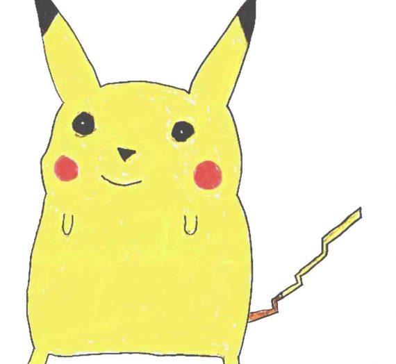 37ème liste :  Pikachu