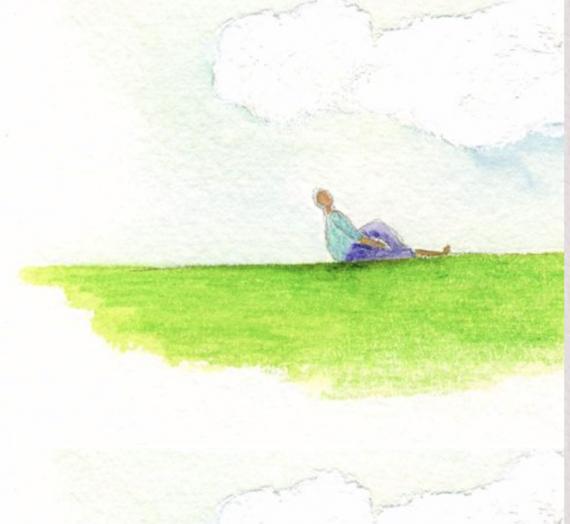 66ème liste :  Regarder filer les nuages