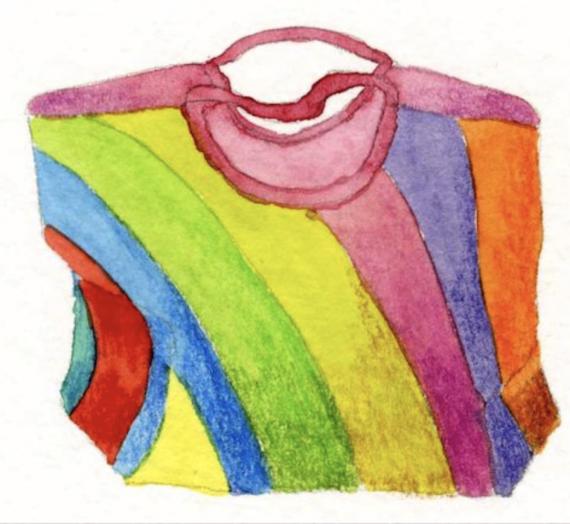 67ème liste :  Un sac plein de bonheurs