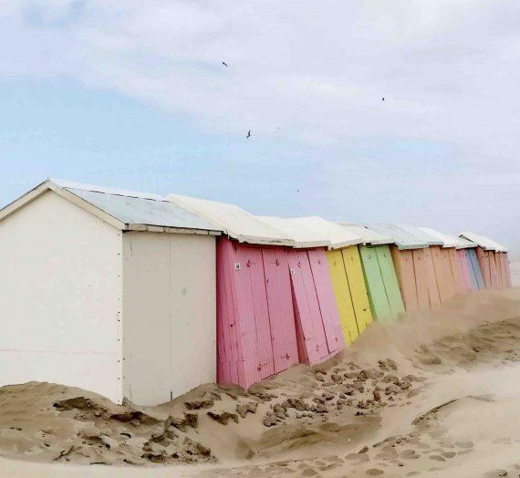 Les cabines de mer