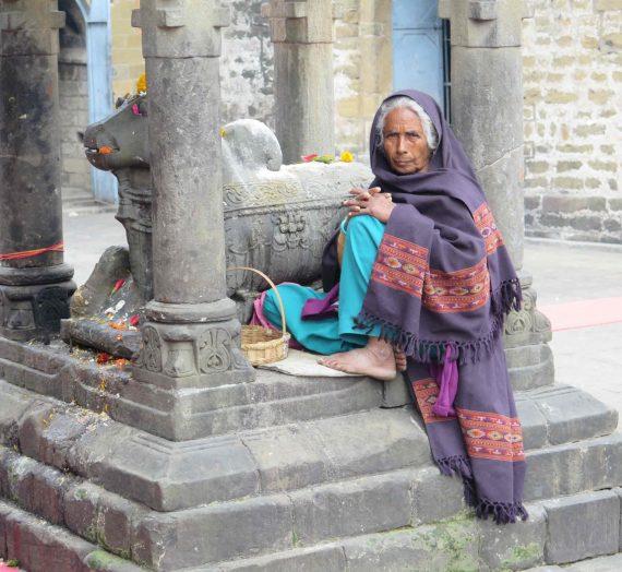 Inde : les sources du Gange