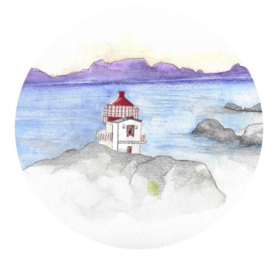 111ème liste  : Un phare en paradis…